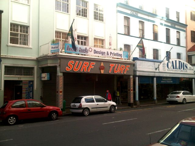 55 Long Street, Cape Town Retail Property FULLY LET