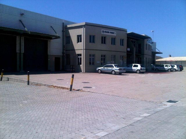 Ndabeni – Oude Moulen Industrial Park 1487sqm TO LET!