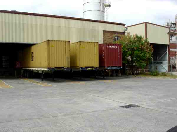WAREHOUSE of 7500m² – SACKS CIRCLE