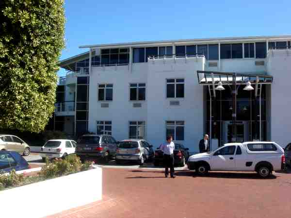 THE WATER CLUB – Granger Bay, Offices To Let
