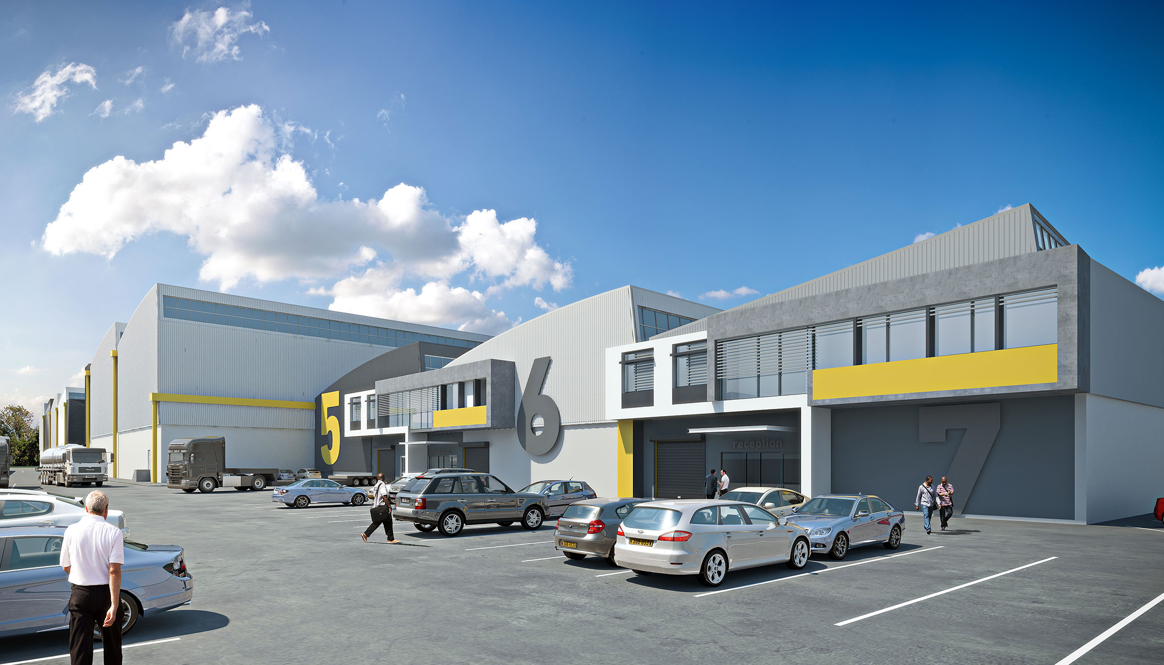 Golf Air Park 2 – Airport Industria, Cape Town