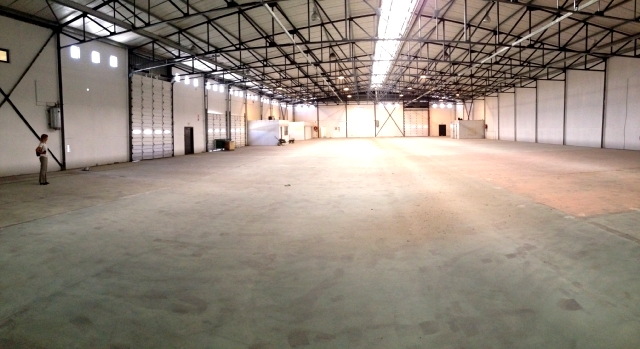 Williams Way, Racing Park – Warehouse to let