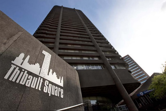 No.1 Thibault Square, offices to let, Cape Town