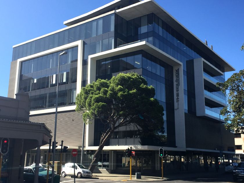 The Equinox, A-Grade Sea Point Offices To Let.