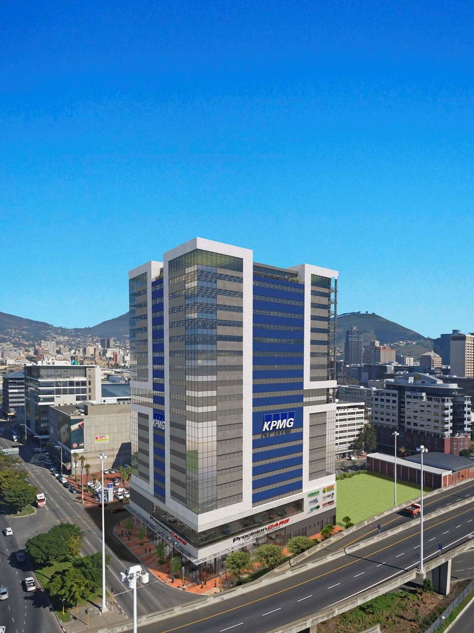 KPMG PLACE, Foreshore, Cape Town